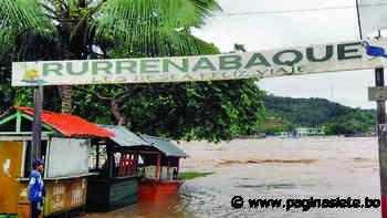 Rurrenabaque en emergencia y ABC cierra El Sillar y otras 4 vías - Pagina Siete