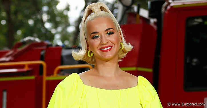 Katy Perry Hints That She'll Have a Vegas Residency