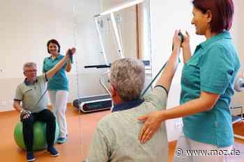 Klinikum Bad Saarow: Mit Tai Chi gegen Nervenkrankenheit Parkinson - Märkische Onlinezeitung