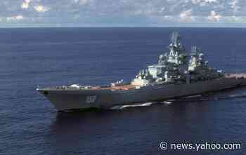 Russia's Huge Kirov-Class Battlecruisers Are The Russian Navy's Deadly Swiss Army Knife - Yahoo News