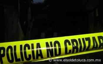 Mueren dos personas tras accidente en moto en Amecameca - El Sol de Toluca