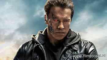 Zoon Arnold Schwarzenegger doet iconische bodybuilding-pose van zijn beroemde vader na - FilmTotaal