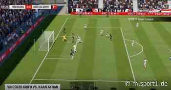 SPORT1 Super League: Kaan Ayhan krönt sich zum FIFA-Champion - SPORT1