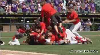 Sports 12 Rewind: Muenster wins baseball state title - KXII-TV