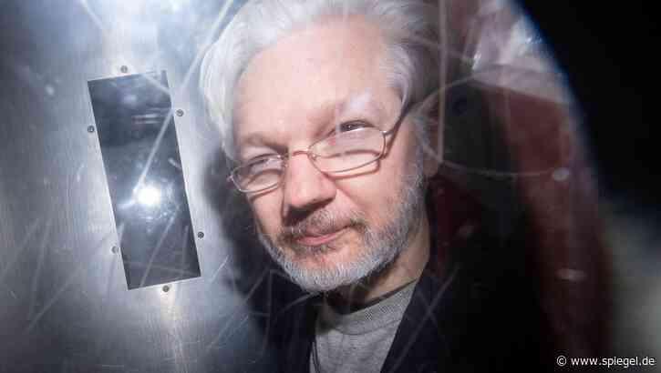 WikiLeaks-Gründer: Julian Assange soll im Botschafts-Exil zweimal Vater geworden sein - DER SPIEGEL