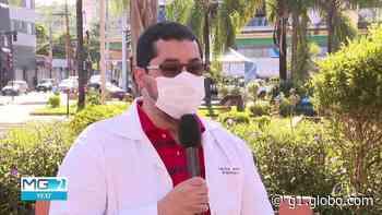 Coronavírus: moradores de Pedro Leopoldo, na Grande BH, deverão usar máscaras na rua e no comércio - G1