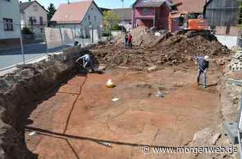 Heddesheim: Archäologische Fundstücke auf Baustelle in Oberdorfstraße - Südhessen Morgen