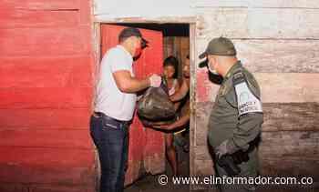 Alcalde de Chibolo extiende mensajes de prevención entre la comunidad - El Informador - Santa Marta