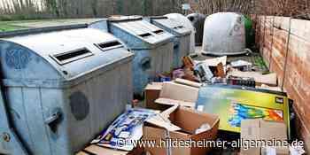 Styropor, Plastik, Ölreste: Müll in Gemeinde Harsum illegal entsorgt - www.hildesheimer-allgemeine.de