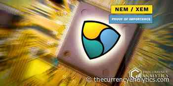NEM (XEM) Proof of Importance Delegated Harvesting and more on the Blockchain Network - The Cryptocurrency Analytics