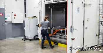 As Other Carmakers Retrench, Volvo's Battery Lab Plugs Away