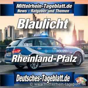 Asbach - Einbruchsdiebstahl in Gaststätte an der Hauptstraße - Mittelrhein Tageblatt