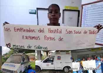 La tragedia que vive el único hospital de Tadó, Chocó en plena pandemia - Las2orillas