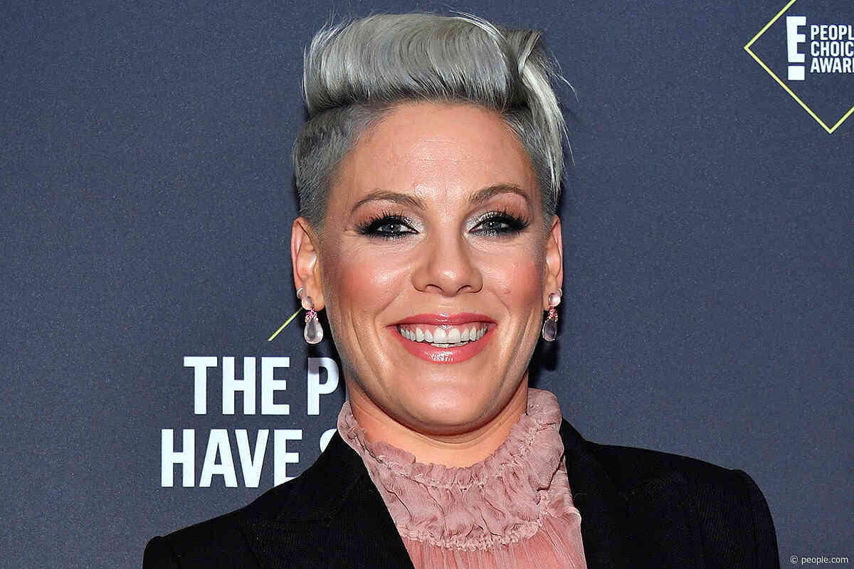 Pink Makes Homemade Soup to Donate: 'My Absolute Pleasure to Cook for You'