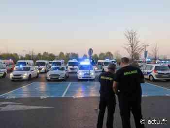 Coronavirus. Provins : Le rassemblement des ambulanciers n'aura finalement pas lieu - actu.fr