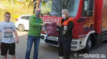 Corona-Pandemie: Behelfsmasken-Nähaktion der FFW Schnaittenbach - Onetz.de