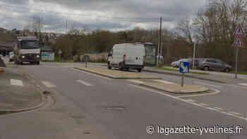 Mantes-la-Ville - Un motard héliporté après un accident | La Gazette en Yvelines - La Gazette en Yvelines