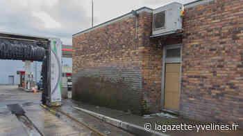 Mantes-la-Ville - Ils en avaient après la caisse de la station-service | La Gazette en Yvelines - La Gazette en Yvelines