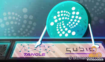 IOTA (MIOTA) Co-Founder Says Project Will Focus on Tangle and Smart Contracts - BTCMANAGER