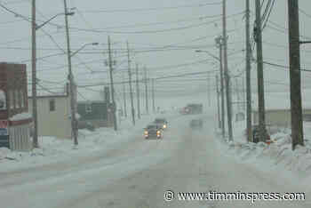 UPDATE: Winter storm warning continues - Timmins Press