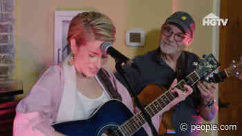 HGTV Star Erin Napier Performs Beautiful Rendition of 'Amazing Grace' to Help Out New Neighbor - PEOPLE