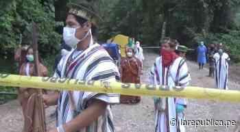 Indígenas asháninkas y yaneshas cierran el ingreso a sus comunidades para evitar avance de coronavirus - LaRepública.pe