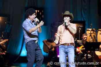 Jantar Show com a dupla Teodoro & Sampaio acontece sábado em Atibaia - Solutudo - A Cidade em Detalhes