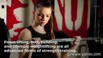 The Difference Between Bodybuilding, Powerlifting, and Weightlifting - Yahoo Lifestyle