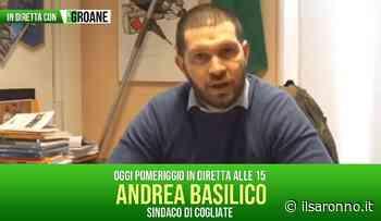Coronavirus, IlGroane intervista chi affronta l'emergenza: oggi il sindaco di Cogliate Andrea Basilico - ilSaronno