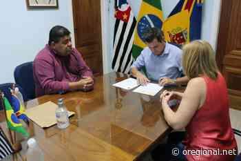 Prefeitura de Artur Nogueira recebe repasse da Câmara de Vereadores. - O Regional