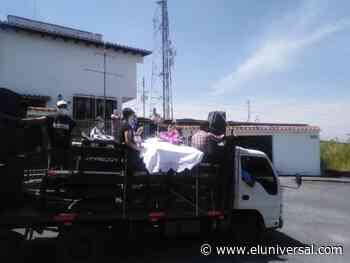 En San Antonio de Los Altos oficiaron misa móvil - El Universal (Venezuela)