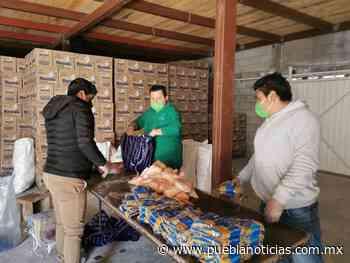 Comité Observatorio Ciudadano supervisa la entrega de despensas en Chignahuapan - Puebla Noticias