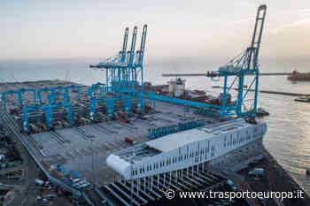 Cresce l'intermodalità ferroviaria con Maersk da Vado Ligure - TrasportoEuropa