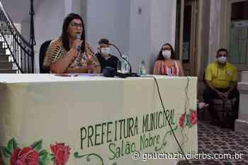 Prefeita de Santana do Livramento reage a ofensas de vereador e promete processá-lo - Zero Hora