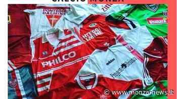 Sabato a Ornago una mostra con le maglie storiche del Calcio Monza - Monza-News