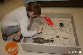 Yvelines. Le Musée d'archéologie nationale de Saint-Germain-en-Laye pense aux enfants pendant les vacances - actu.fr