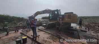 Armada Nacional avanza en la limpieza del río Atrato - Diario La Libertad