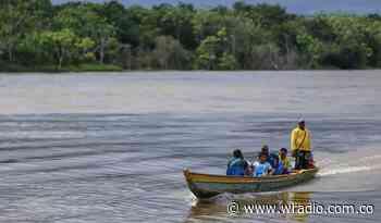 Avanzan trabajos de limpieza en el Río Atrato según informó el Mintransporte - W Radio