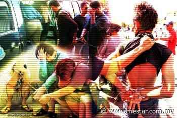 Sabah cops arrest 40, including sepak takraw players, for violating MCO - The Star Online