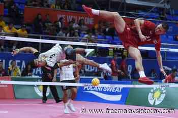Thailand spring to sepak takraw gold | Free Malaysia Today - Free Malaysia Today