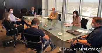 Reunión con la Cámara de Comercio e Industria y con la Unión Industrial de Santiago del Estero - El Liberal Digital
