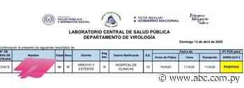 Fallecido por coronavirus fue velado en Arroyos y Esteros - Nacionales - ABC Color