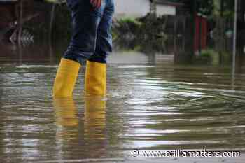 Localized flooding closes some areas of Penetanguishene waterfront - OrilliaMatters.Com