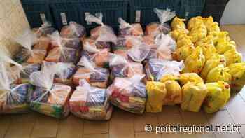 Prefeitura de Tupi Paulista distribui cestas básicas à população em situação de vulnerabilidade social - Portal Regional Dracena