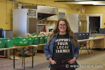 FACES OF FOOD: Wolfville's Farmers' Market 'a lifeline' during COVID-19 pandemic - SaltWire Network