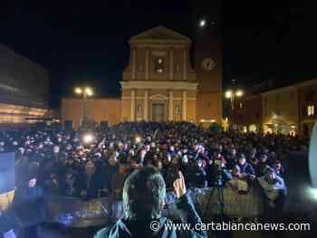 La visita di Matteo Salvini a San Giovanni in Persiceto - Carta Bianca News - CartaBianca news