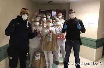 Coronavirus : les habitants de Sartrouville cuisinent pour l'hôpital d'Argenteuil - Le Parisien