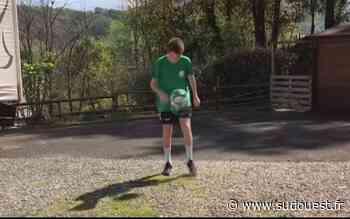 Vidéo. 208 joueurs du Hasparren Football Club se passent le ballon virtuellement - Sud Ouest