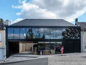 La nouvelle médiathèque à Monein - Batiweb.com