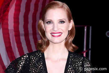 Jessica Chastain continues to donate meals to NYC healthcare workers - Page Six